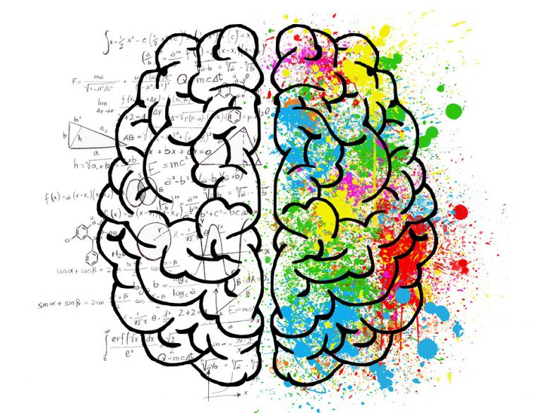 We use just 10 of our brains US brain mind psychology idea drawing 768x585 - 4 Myths About Modern Medicine