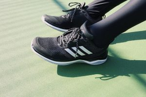 sports shoes exercise 300x200 - Health Benefits of Exercising and Playing Sports