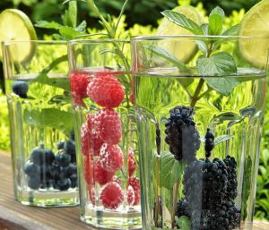 water fruits diet 300x257 - 5 Popular Health Myths Debunked